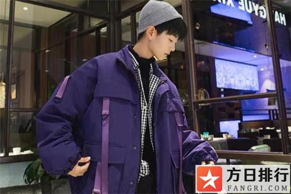紫色棉服内搭穿什么 紫色棉服怎么搭配