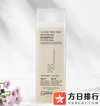 Giovanni茶树三重功效洗发水成分有哪些 Giovanni洗发水好用吗